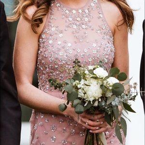 BHLDN bridemaid dress